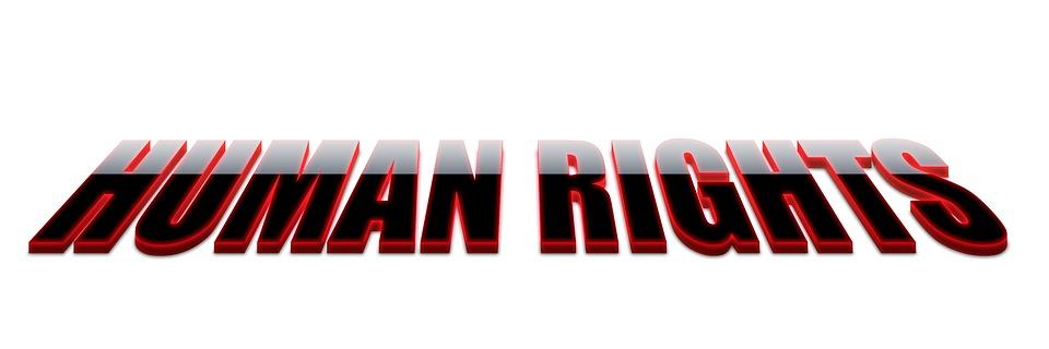 Logo dei Diritti Umani